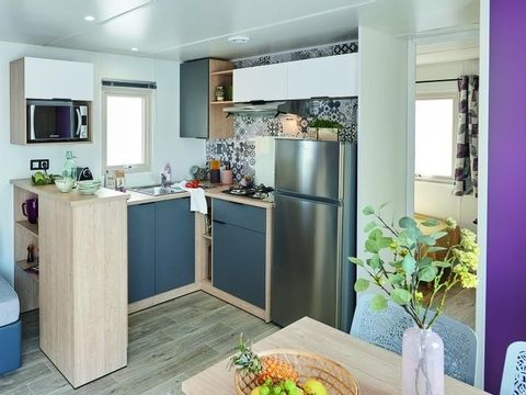 MOBILHOME 4 personnes - Lodge 972, 2 chambres