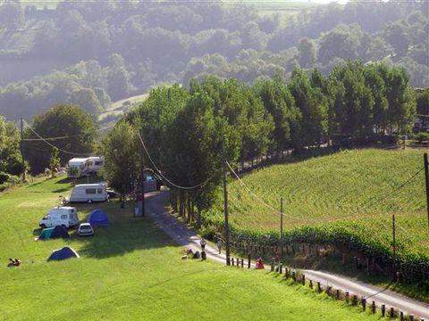 Camping aire naturelle La Ramiere - Camping Pyrenees-Atlantiques