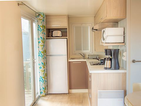MOBILHOME 6 personnes - Le Grand Large