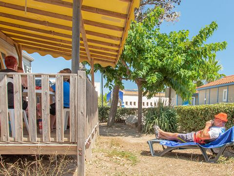 Camping LVL les Ayguades - Camping Aude - Image N°13
