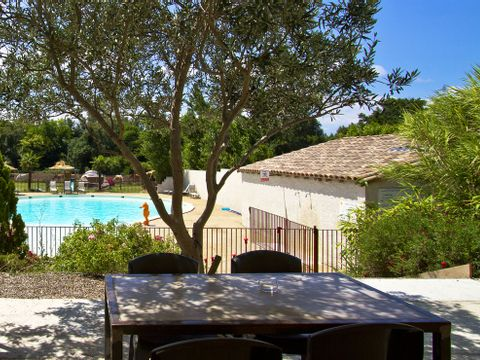 Camping A L'ombre Des Oliviers - Camping Aude