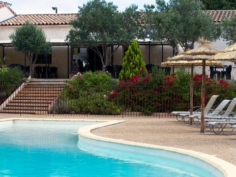 Camping A L'ombre Des Oliviers - Camping Aude - Image N°2