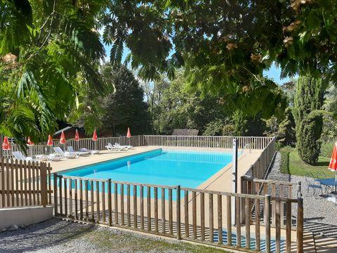 Camping Beau Rivage - Camping Pyrenees-Atlantiques