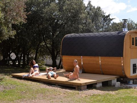 Camping Le Belvedere - Camping Aude - Image N°8