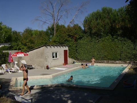 Camping l'Anjou - Camping Gers