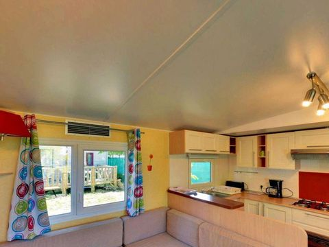MOBILHOME 6 personnes - Grand confort, 3 chambres