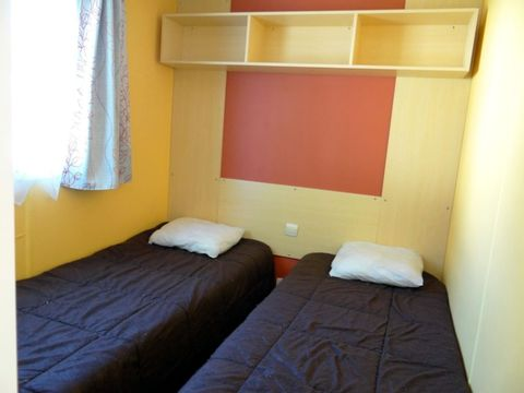 MOBILHOME 4 personnes - CONFORT 2 chambres
