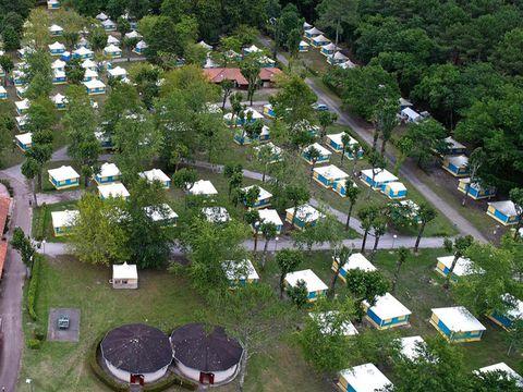 Campéole L'Etang Blanc - Camping Landes