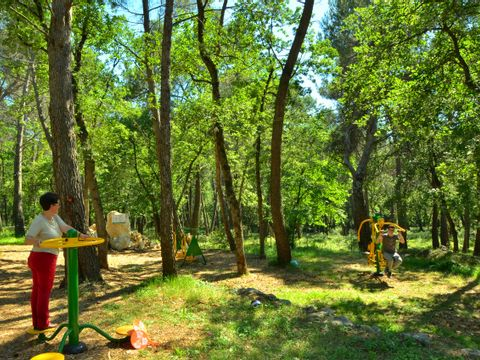 Camping Domaine de la Bergerie - Camping Alpes-Marítimos - Image N°6