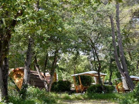 Camping Domaine de la Bergerie - Camping Alpes-Marítimos - Image N°12