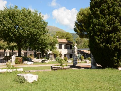 Camping Domaine de la Bergerie - Camping Alpes-Marítimos - Image N°9