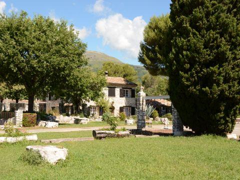 Camping Domaine de la Bergerie - Camping Alpes-Maritimes - Image N°9