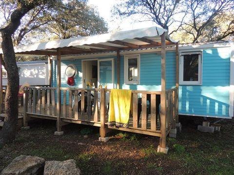 MOBILHOME 8 personnes - Confort Tribu, 3 chambres (arrivées samedi)