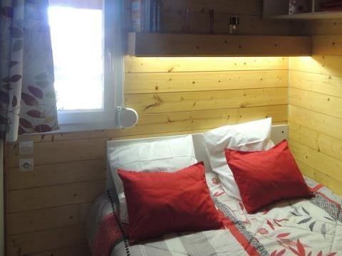 CHALET 5 personnes - Eco, 2 chambres (arrivées dimanche)