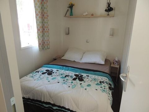 MOBILHOME 5 personnes - Evasion, 2 chambres