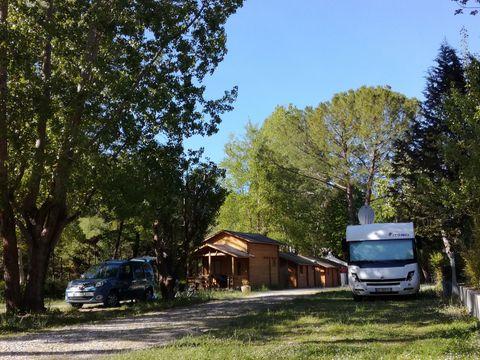 Camping de la Laune - Camping Alpes-Maritimes