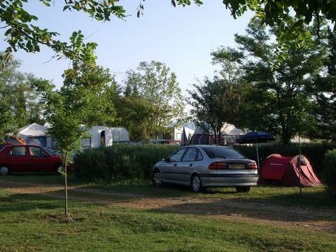 Camping aire naturelle Les Roux - Camping Alpes-de-Haute-Provence