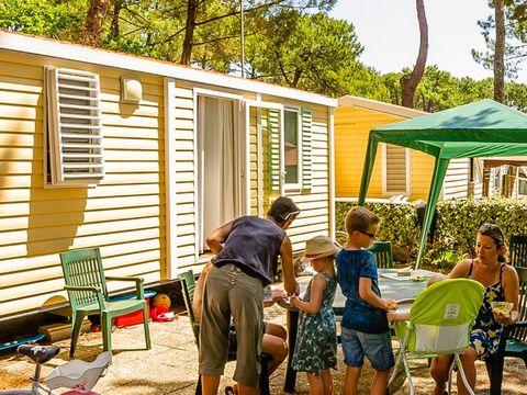 Camping Albret plage - Camping Landes