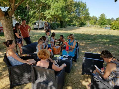 Camping La Plage de Verduzan - Camping Gers - Image N°5