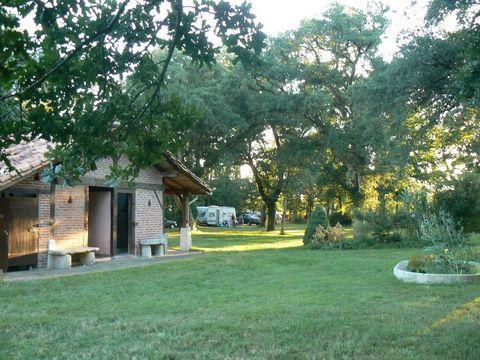 Aire Naturelle de Camping du Toy - Camping Landes