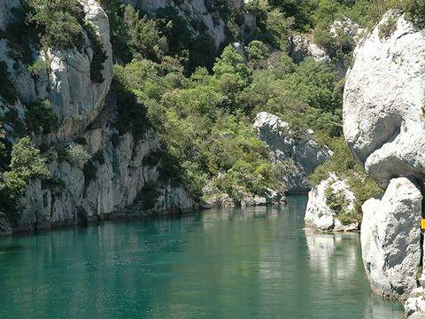 Alpes-de-Haute-Provence  Domaine Naturiste Petit Arlane - Camping Alpes-de-Haute-Provence - Afbeelding N°15