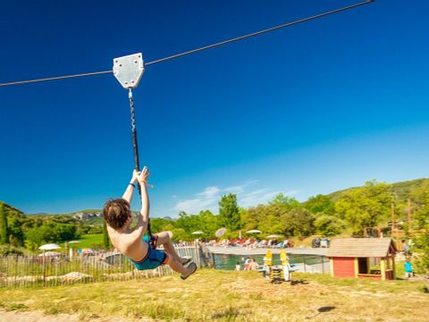 Camping Domaine D'Anglas - Camping Herault - Image N°8