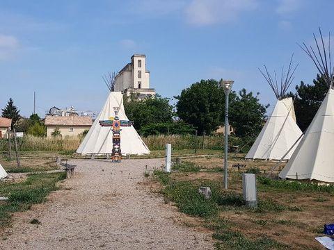Camping Village de Loisirs Le Lomagnol  - Camping Tarn-et-Garonne - Image N°11