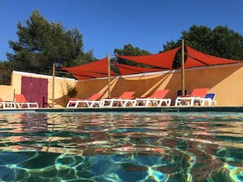Camping Arc En Ciel - Camping Vaucluse