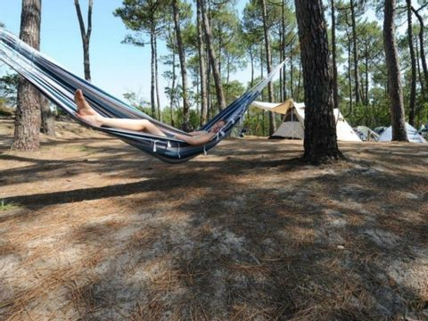 Arna Village Naturiste - Camping Landes