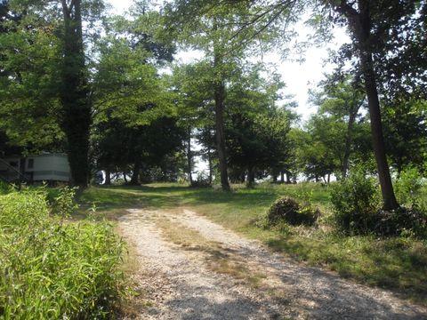 Camping à la ferme de Laillon - Camping Gers
