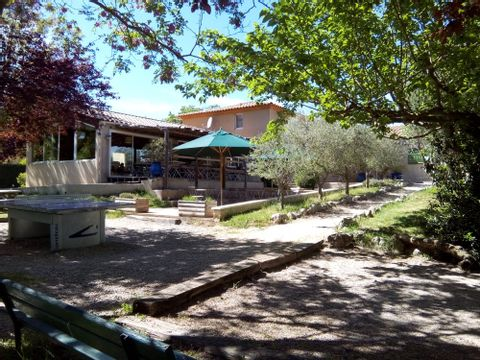 Camping Forcalquier - Camping Alpes-de-Haute-Provence - Image N°8