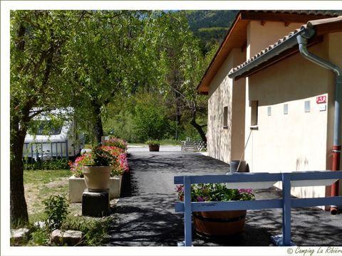 Camping La Ribiere - Camping Alpes-de-Haute-Provence - Image N°4