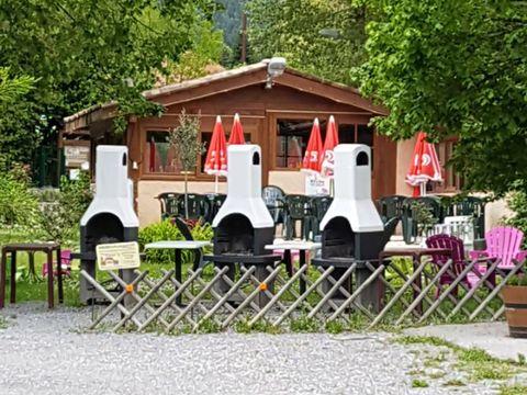 Camping La Ribiere - Camping Alpes-de-Haute-Provence