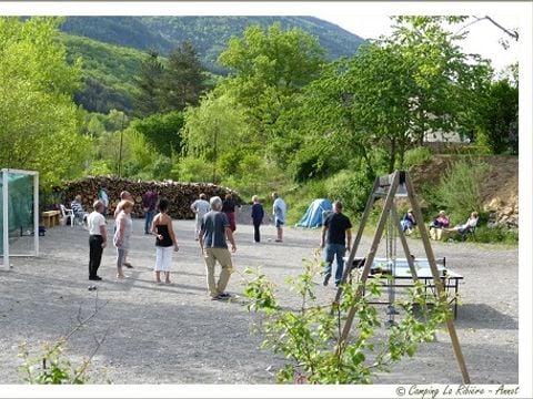 Camping La Ribiere - Camping Alpes-de-Haute-Provence - Image N°5