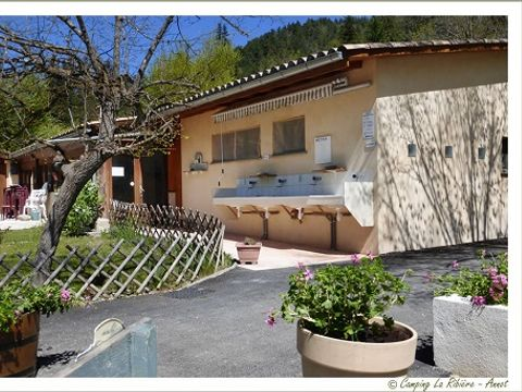 Camping La Ribiere - Camping Alpes-de-Haute-Provence - Image N°7
