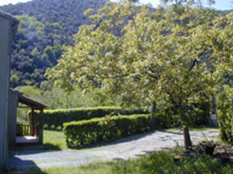 Camping aire naturelle Mas Carrière - Camping Gard