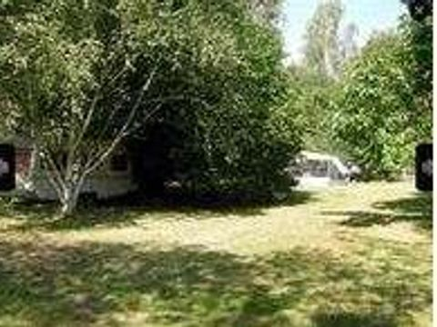 Camping aire naturelle Lili - Camping Landes