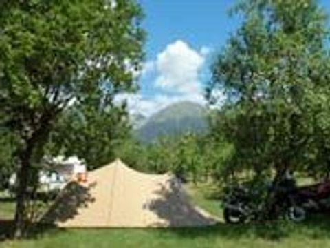 Camping à la ferme Saint Joseph - Camping Alpes-Maritimes