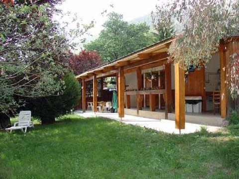 Camping à la ferme - Camping Alpes-Maritimes