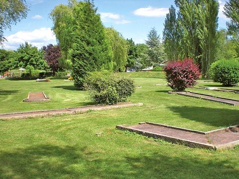 Camping Les Fontaines - Camping Eure - Image N°10