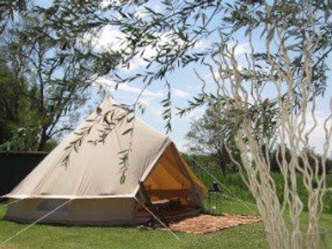 Camping aire naturelle Association Le Cun Du Larza - Camping Aveyron