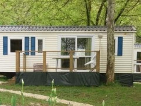 MOBILHOME 4 personnes - FLOC