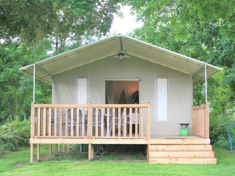 Camping Le Moulin De Bidounet - Camping Tarn-et-Garonne - Image N°5