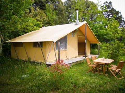 Bivouac nature - Camping Gard
