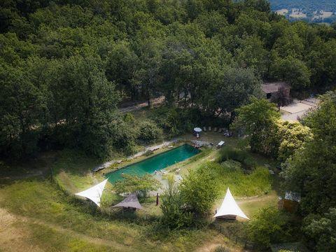Le Domaine Le Camp - Camping Tarn-et-Garonne
