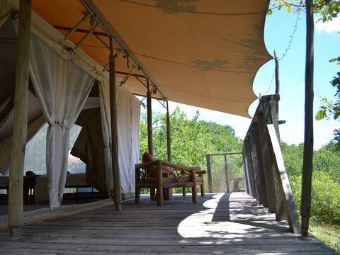 Le Domaine Le Camp - Camping Tarn-et-Garonne - Image N°3