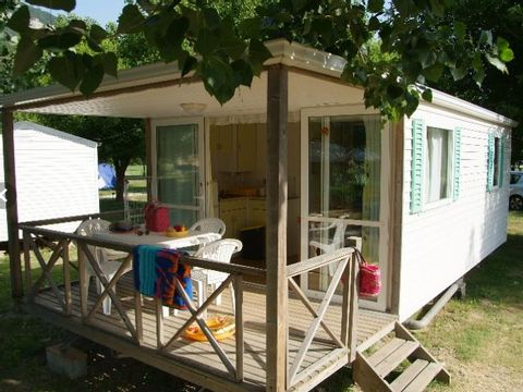MOBILHOME 4 personnes - Mobil-home