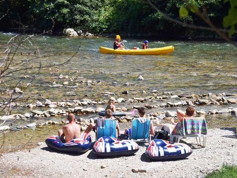 Camping la Belle Etoile - Camping Aveyron - Image N°3