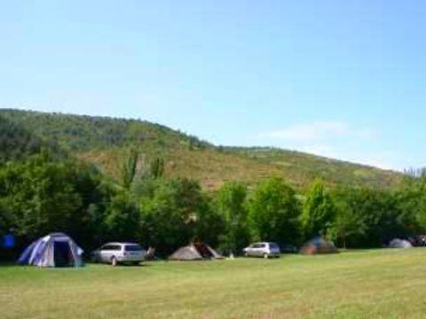 Camping aire naturelle de Le Pre Des Amarines - Camping Lozere