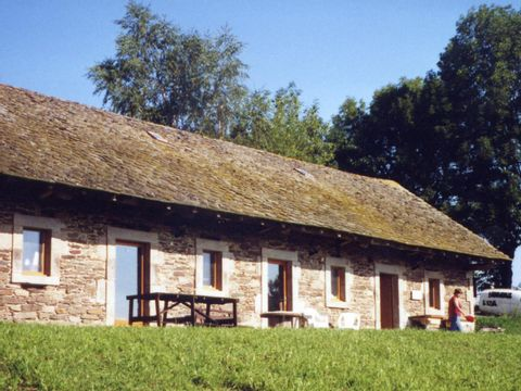 Camping aire naturelle L'azur - Camping Aveyron
